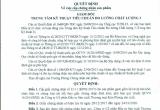 Quyết định về việc cấp chứng nhận sản phẩm số 2028/QĐ-KT3 ngày 28/12/2017